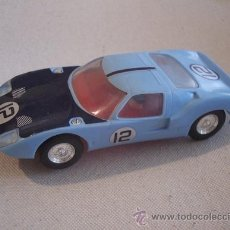 Scalextric - FORD GT SCALEXTRIC TRIANG. IMPECABLE. - 26938037