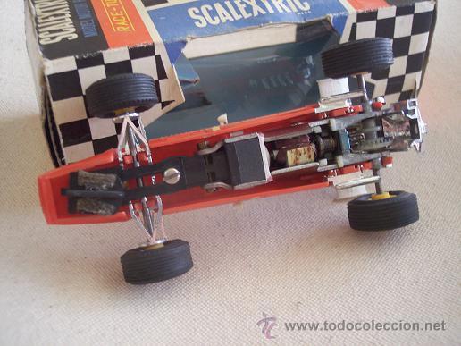 Scalextric: FERRARI GP C-9 RACE-TUNED SCALEXTRIC MINIMODELS LTD. MUY DIFICIL. UNICO. - Foto 2 - 26479084