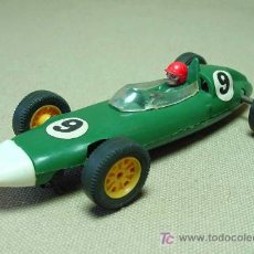 Scalextric: SLOT CAR TRI - ANG, SCALEXTRIC, BRM, B.R.M., C - 72, FABRICADO EN INGLATERRA. Lote 19532709