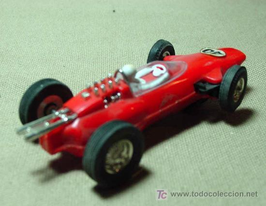 Scalextric: RARO SLOT CAR, JOUEF, LOTUS, FORMULA 1, FABRICADO EN ESPAÑA - Foto 2 - 22243675