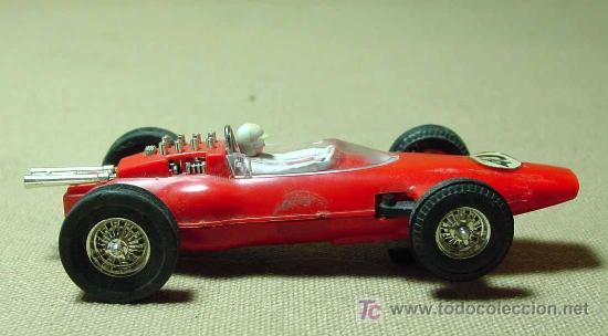 Scalextric: RARO SLOT CAR, JOUEF, LOTUS, FORMULA 1, FABRICADO EN ESPAÑA - Foto 4 - 22243675