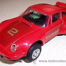 Scalextric: PORSCHE TURBO 935 CON LUCES - SCALEXTRIC REF.C427 - MADE IN ENGLAND. Lote 25653704