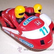 Scalextric: MOTO CON SIDECAR - SCALEXTRIC REF.C238 - MADE IN ENGLAND. Lote 25653712