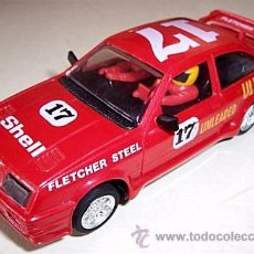 Scalextric: FORD RS COSWORTH CON LUCES - SCALEXTRIC REF.C469 - MADE IN ENGLAND. Lote 25653746