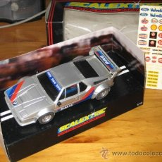 Scalextric: SCALEXTRIC UK BMW M1 REF. C405 - COLOR PLATA. Lote 27074679