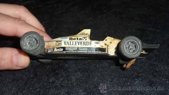 Scalextric: Lote de 6 coches de scalextric antiguos. Desconozco del tema, ver fotos. - Foto 30 - 133584398
