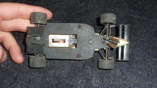 Scalextric: Lote de 6 coches de scalextric antiguos. Desconozco del tema, ver fotos. - Foto 31 - 133584398