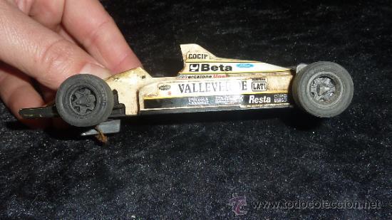Scalextric: Lote de 6 coches de scalextric antiguos. Desconozco del tema, ver fotos. - Foto 32 - 133584398