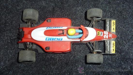 Scalextric: Lote de 6 coches de scalextric antiguos. Desconozco del tema, ver fotos. - Foto 26 - 133584398