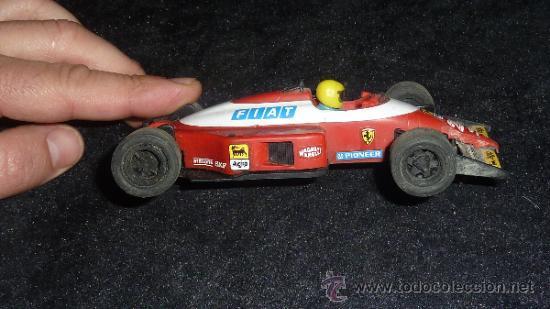 Scalextric: Lote de 6 coches de scalextric antiguos. Desconozco del tema, ver fotos. - Foto 27 - 133584398