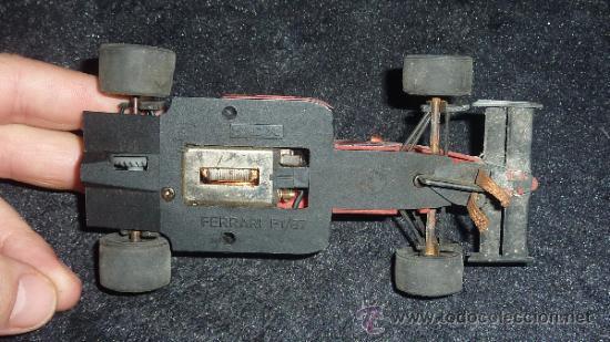 Scalextric: Lote de 6 coches de scalextric antiguos. Desconozco del tema, ver fotos. - Foto 28 - 133584398