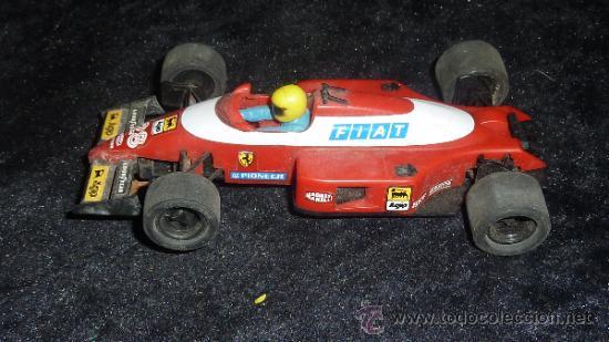 Scalextric: Lote de 6 coches de scalextric antiguos. Desconozco del tema, ver fotos. - Foto 22 - 133584398
