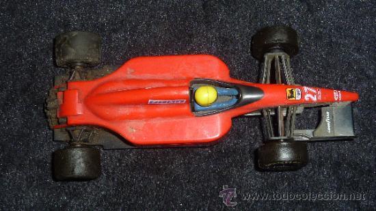 Scalextric: Lote de 6 coches de scalextric antiguos. Desconozco del tema, ver fotos. - Foto 20 - 133584398