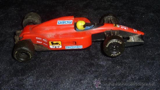 Scalextric: Lote de 6 coches de scalextric antiguos. Desconozco del tema, ver fotos. - Foto 21 - 133584398