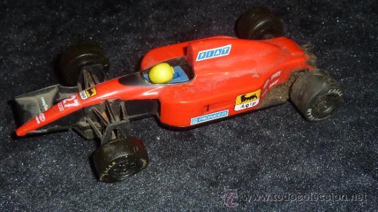 Scalextric: Lote de 6 coches de scalextric antiguos. Desconozco del tema, ver fotos. - Foto 23 - 133584398