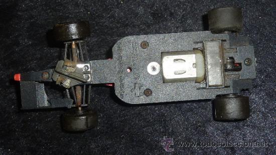 Scalextric: Lote de 6 coches de scalextric antiguos. Desconozco del tema, ver fotos. - Foto 24 - 133584398