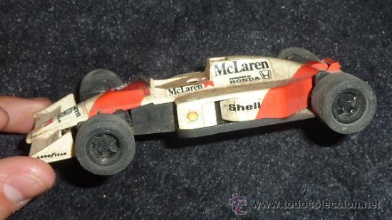 Scalextric: Lote de 6 coches de scalextric antiguos. Desconozco del tema, ver fotos. - Foto 16 - 133584398