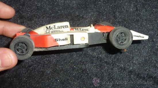 Scalextric: Lote de 6 coches de scalextric antiguos. Desconozco del tema, ver fotos. - Foto 17 - 133584398