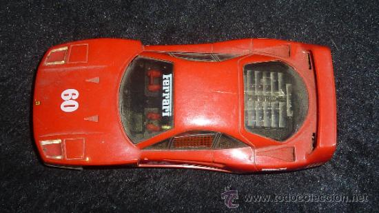 Scalextric: Lote de 6 coches de scalextric antiguos. Desconozco del tema, ver fotos. - Foto 9 - 133584398