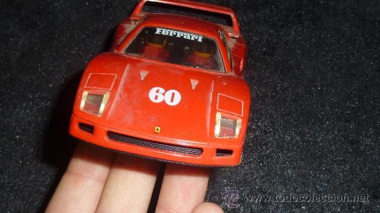 Scalextric: Lote de 6 coches de scalextric antiguos. Desconozco del tema, ver fotos. - Foto 10 - 133584398