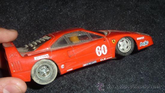 Scalextric: Lote de 6 coches de scalextric antiguos. Desconozco del tema, ver fotos. - Foto 12 - 133584398