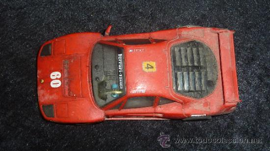 Scalextric: Lote de 6 coches de scalextric antiguos. Desconozco del tema, ver fotos. - Foto 2 - 133584398