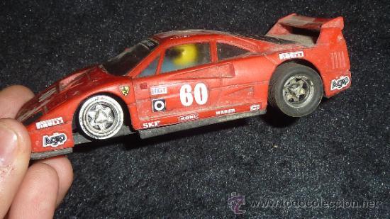 Scalextric: Lote de 6 coches de scalextric antiguos. Desconozco del tema, ver fotos. - Foto 4 - 133584398