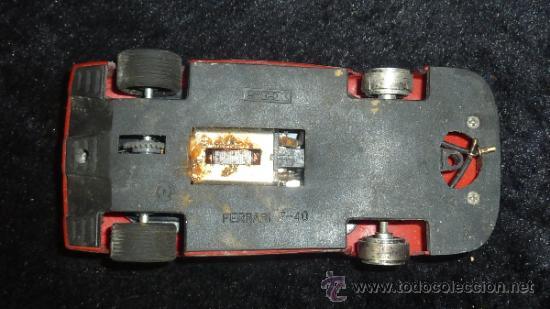 Scalextric: Lote de 6 coches de scalextric antiguos. Desconozco del tema, ver fotos. - Foto 7 - 133584398