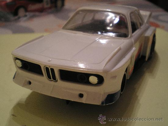 SCALEXTRIC BMW CLS INGLES RARO (Juguetes - Slot Cars - Scalextric SCX (UK))