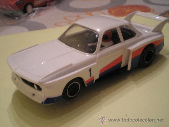 Scalextric: SCALEXTRIC BMW CLS INGLES RARO - Foto 2 - 34207826