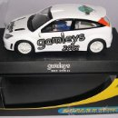 Scalextric: C2471B FORD FOCUS WRC WHITE SPECIAL EDITION. Lote 113118850