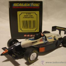 Scalextric: SCALEXTRIC C630 INDY CAR EUROSPORT. Lote 35059571