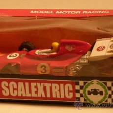 Scalextric: FORD MARCH SCALEXTRIC C.026. Lote 35652536