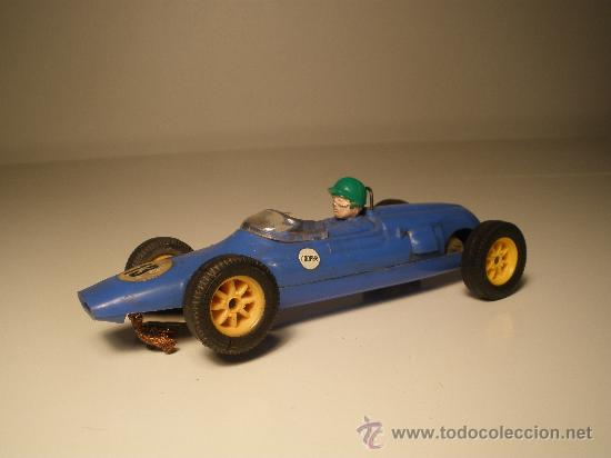COOPER MM/C. 66 TRI-ANG SCALEXTRIC (Juguetes - Slot Cars - Scalextric SCX (UK))