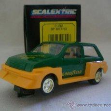 Scalextric: SCALEXTRIC C392 BP METRO . Lote 38044364