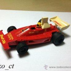 Scalextric: COCHE SCALEXTRIC FERRARI DESERRA SPORTS C124 NUMERO 2. Lote 38539001
