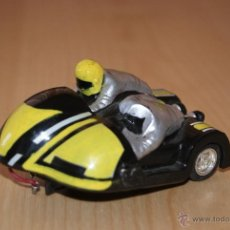 Scalextric: SCALEXTRIC MOTO SIDECAR MADE IN GT BRITAIN RESTAURAR. Lote 40364659