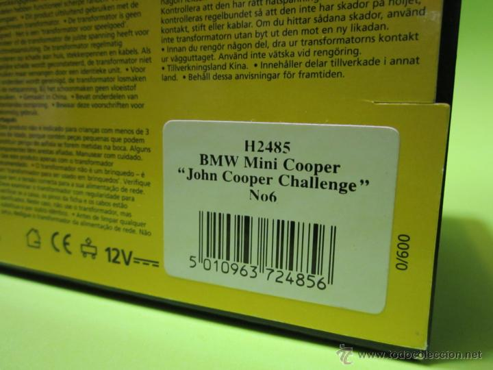 Scalextric: BMW MINI COOPER NUEVO SUPERSLOT - Foto 8 - 40574173