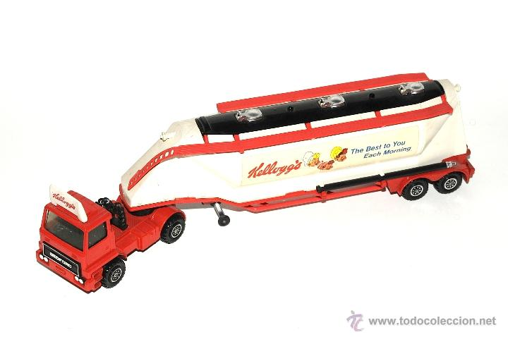 CAMION BEDFORD GRAIN TRANSPORTER K 3 MATCHBOX MADE IN ENGLAND 1979 (Juguetes - Slot Cars - Scalextric SCX (UK))