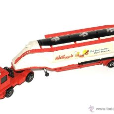 Scalextric: CAMION BEDFORD GRAIN TRANSPORTER K 3 MATCHBOX MADE IN ENGLAND 1979. Lote 42404009
