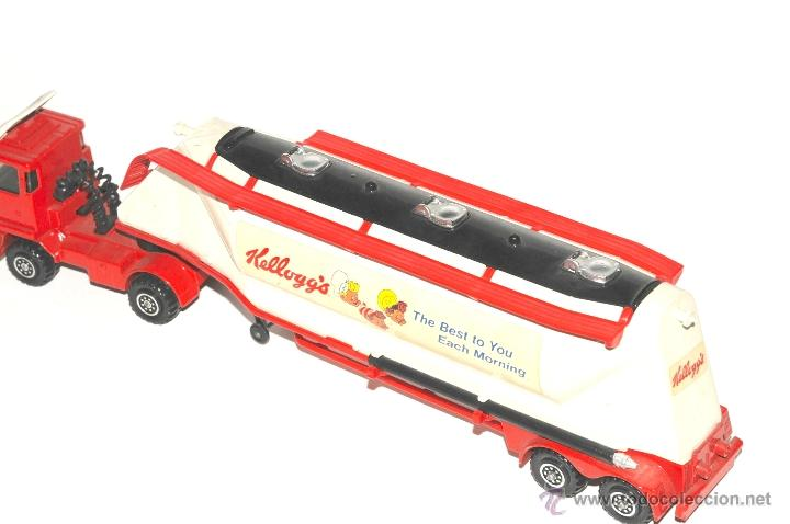 Scalextric: CAMION BEDFORD GRAIN TRANSPORTER K 3 MATCHBOX MADE IN ENGLAND 1979 - Foto 2 - 42404009