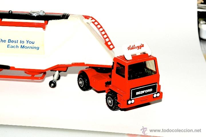 Scalextric: CAMION BEDFORD GRAIN TRANSPORTER K 3 MATCHBOX MADE IN ENGLAND 1979 - Foto 4 - 42404009