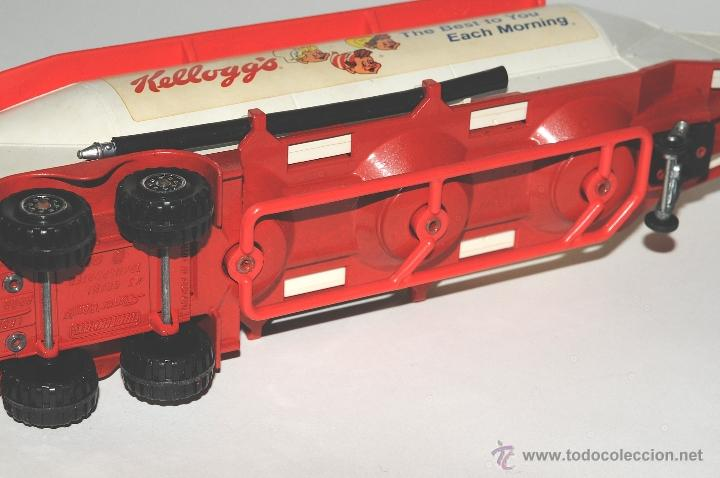 Scalextric: CAMION BEDFORD GRAIN TRANSPORTER K 3 MATCHBOX MADE IN ENGLAND 1979 - Foto 6 - 42404009