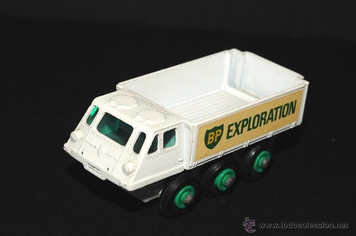 Scalextric: CAMION MATCHBOX SERIES MADE IN ENGLAND BY LESNEY ALVIS STALWAST - Foto 2 - 42404337