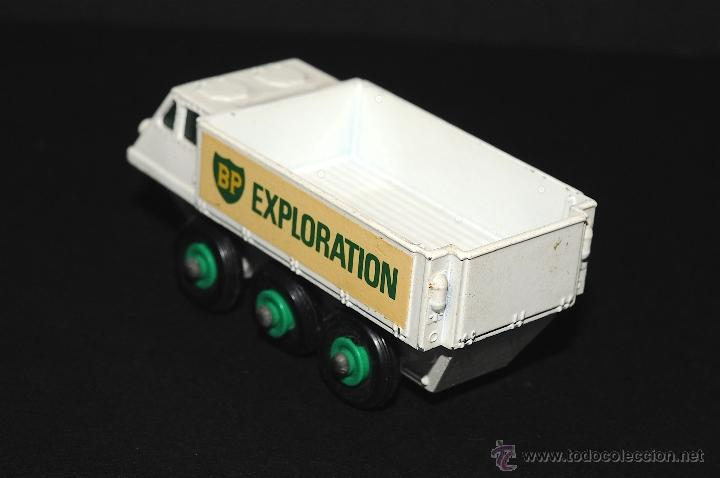 Scalextric: CAMION MATCHBOX SERIES MADE IN ENGLAND BY LESNEY ALVIS STALWAST - Foto 3 - 42404337