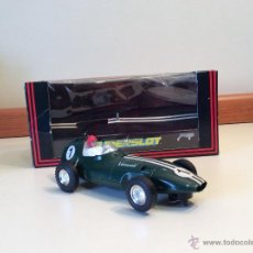 Scalextric: VANWALL F1 SUPERSLOT.. Lote 45733834
