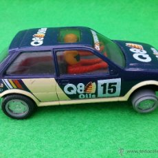 Scalextric: HORNBY HOBBIES LTD COMPATIBLE SCALEXTRIC EXIN FORD FIESTA Q8. Lote 46389533
