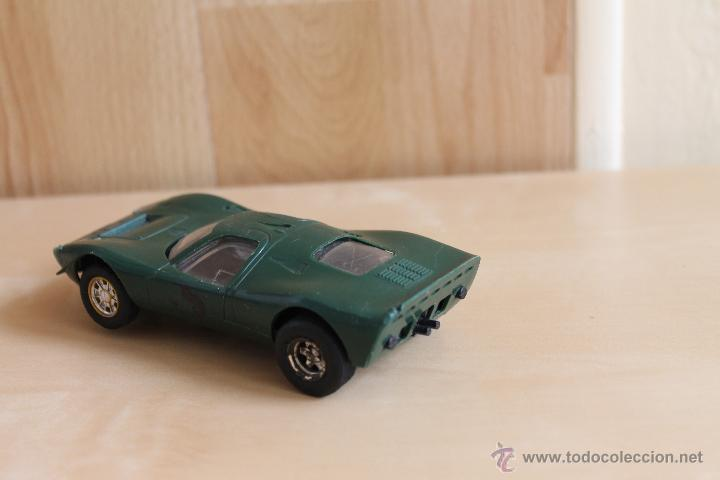 Scalextric: FORD MIRAGE GT DE SCALEXTRIC - Foto 2 - 47925130