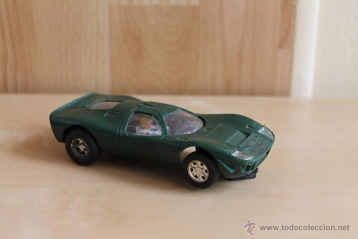 Scalextric: FORD MIRAGE GT DE SCALEXTRIC - Foto 3 - 47925130