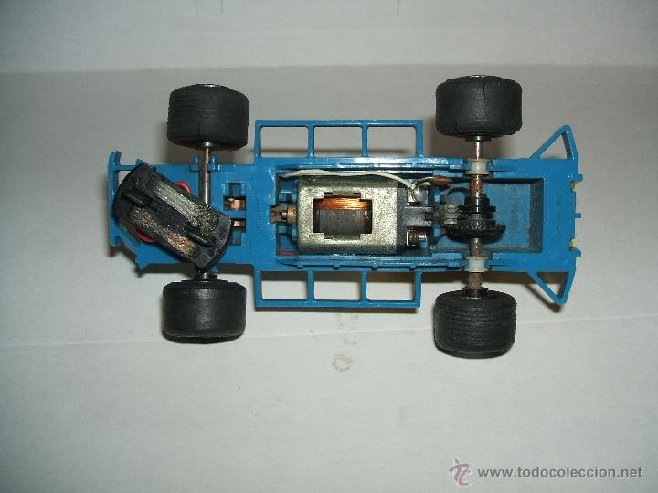 Scalextric: COCHE SCALEXTRIC INGLES - Foto 2 - 48296294